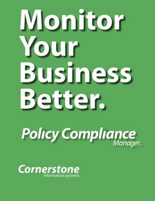 Policy Compliance Information Sheet